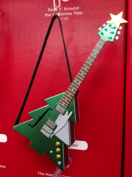 Christmas Tree Ornament | Shut Up & Play Your Guitar!