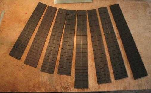 Gibson Fretboards
