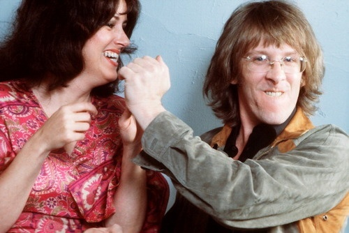 Grace Slick and Paul Kantner - The King and Queen of Pyschedelic Rock